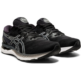 asics Gel-Nimbus 23 Shoes Men, negro/blanco
